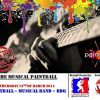 ‎Saudi Paintball /سعودي بينتبول |The Musical Paintball 2014