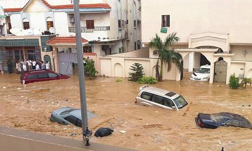 2011 Jeddah Flood