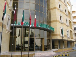 Hotel Landmark Suites Jeddah