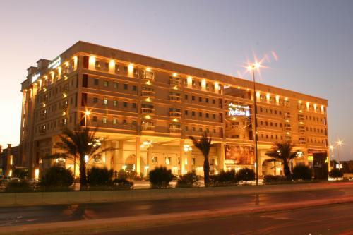 Hotel Radisson Sas Jeddah 5 star