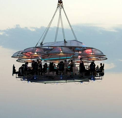 Dinner in The Sky Jeddah