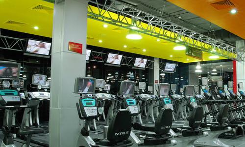 Fitness Time Jeddah