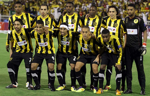 ittihad football club jeddah
