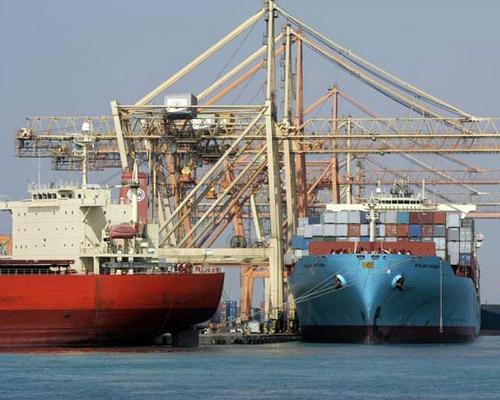 Jeddah Port Picture