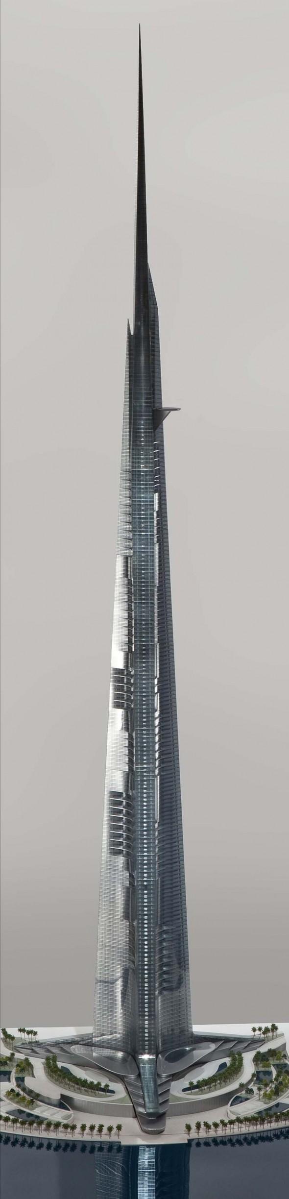 Kingdom Tower Jeddah