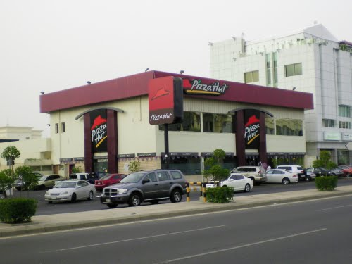 Pizza Hut Jeddah