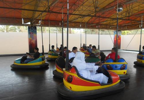 Al-Shallal Theme Park Jeddah