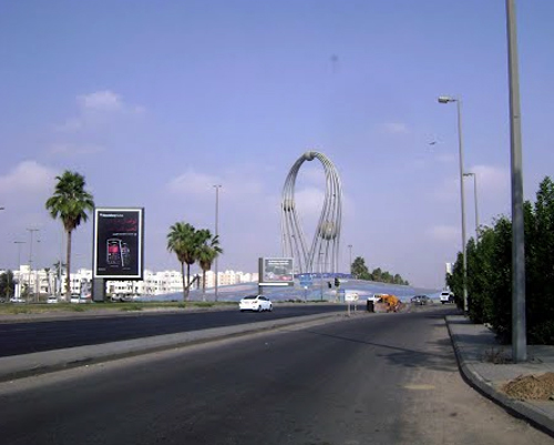 Al-Falak Roundabout Jeddah