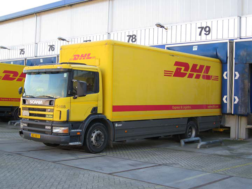 DHL Courier Services Jeddah