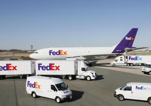 FedEx Express Jeddah