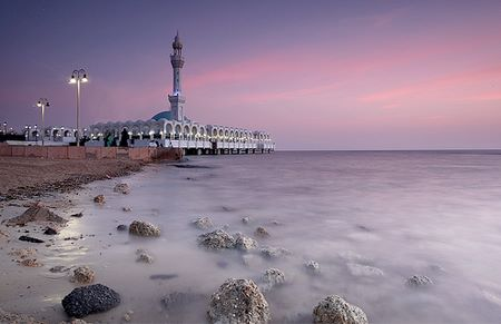 floating mosque jeddah 3 Floating Mosque Jeddah