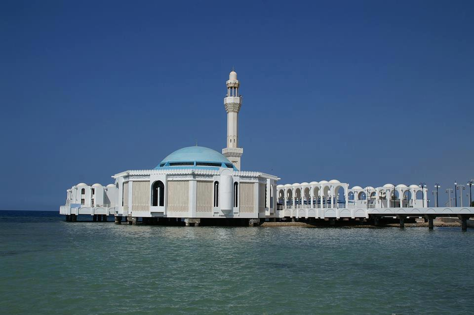 floating mosque jeddah 4 Floating Mosque Jeddah