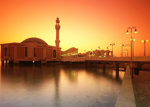 floating mosque jeddah 6 Floating Mosque Jeddah