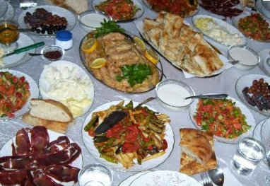 Iftar at Jeddah Hotels