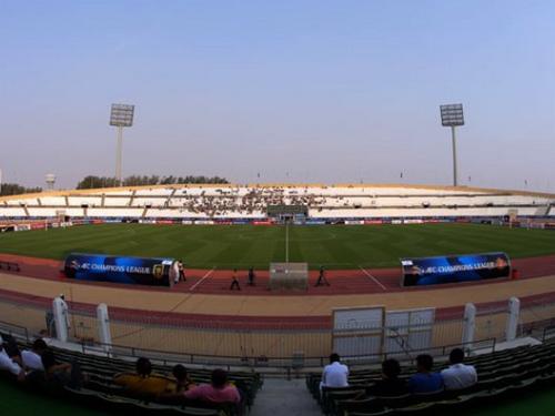 Prince Abdullah Al-Faisal Stadium Jeddah