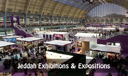 jeddah events  / exhibitions & expositions