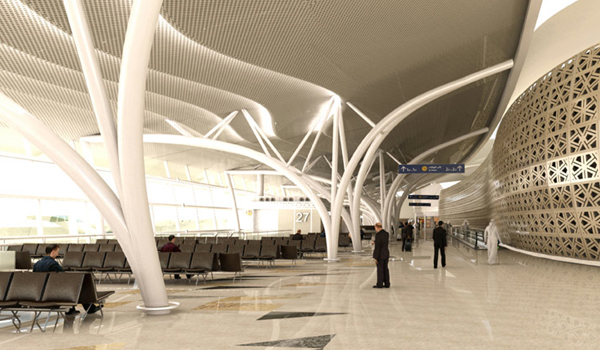 King Abdulaziz International Airport Development Project ...