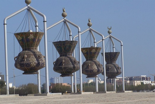Open Air Art in Jeddah