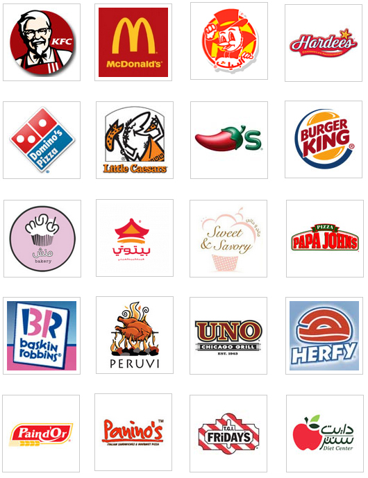 most famous restaurants logos joy studio design gallery
