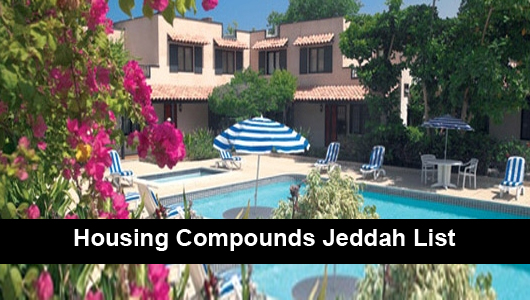 Housing Compounds Jeddah List