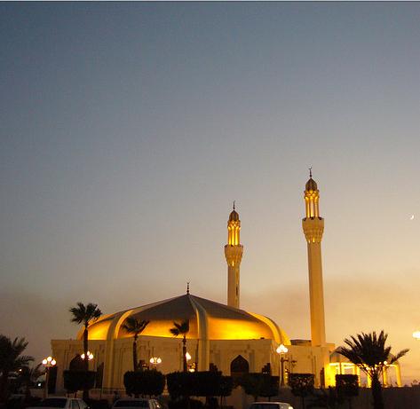 Al-Anani Mosque Jeddah