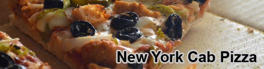 New York Cab Pizza jeddah