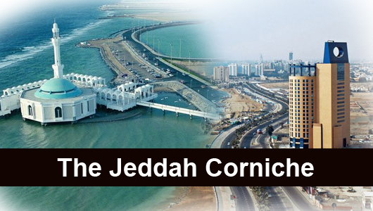 The Jeddah Corniche