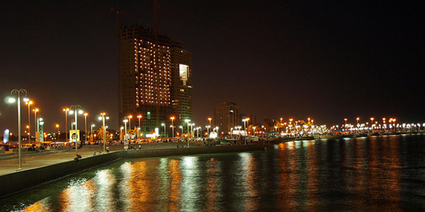 the jeddah corniche 2 - The Jeddah Corniche