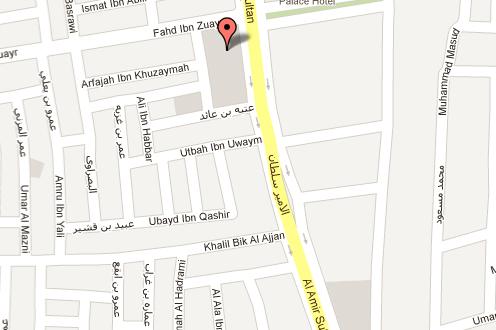 Emax Jeddah Map