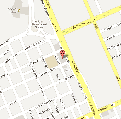 Fuddruckers Location Map Jeddah