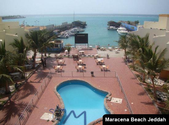 Maracena Beach Jeddah