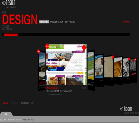Web Design Company Jeddah - edesign