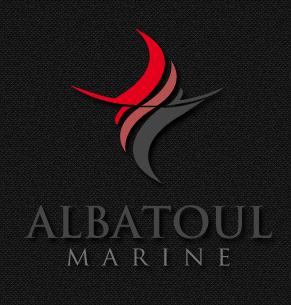 Albatoul Marine Logo