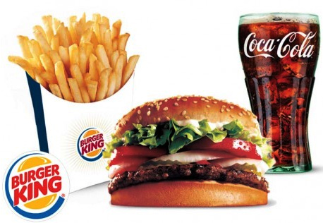 Burger King Jeddah Menu