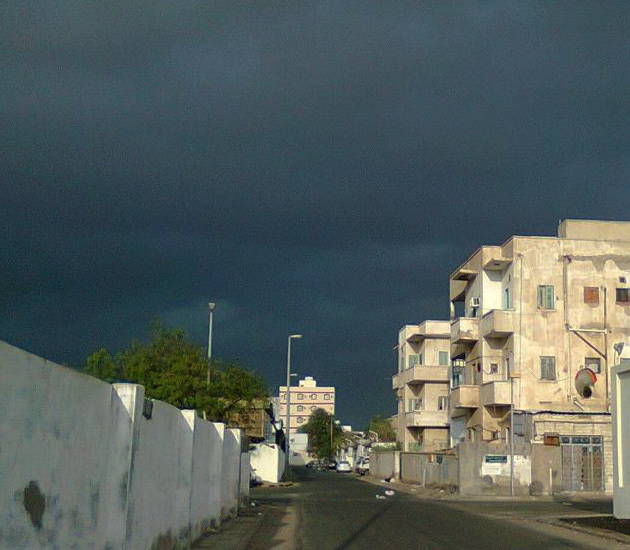 Jeddah Rain Pictures