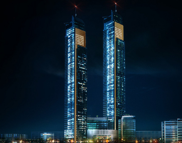 Lamar Towers in Jeddah