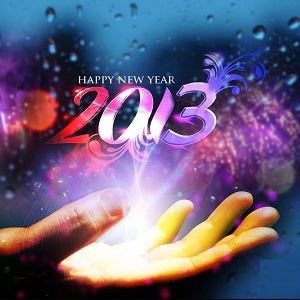 Happy New Year 2013 HD Wallpapers
