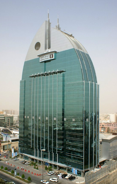 Al Anoud Tower in Riyadh - Saudi Arabia