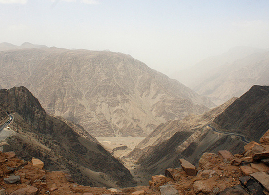 Al-Habala - Asir Province - Saudi Arabia
