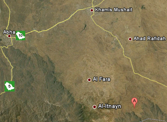 Al-Habala Map