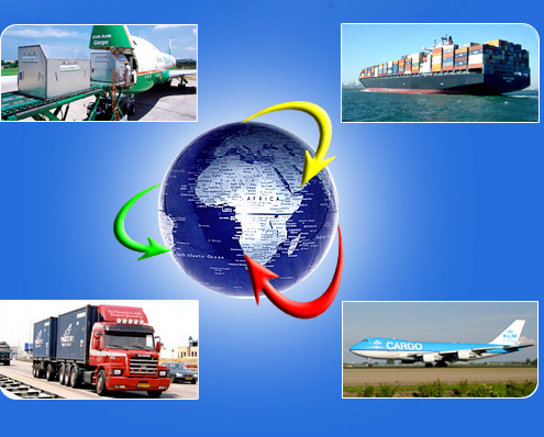 Cargo Services in Jeddah