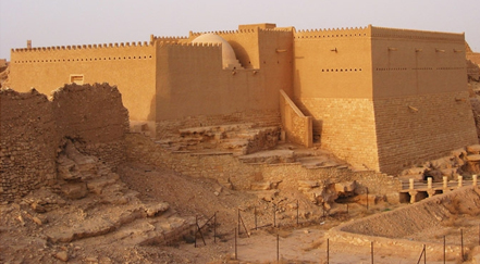Diriyah in Saudi Arabia