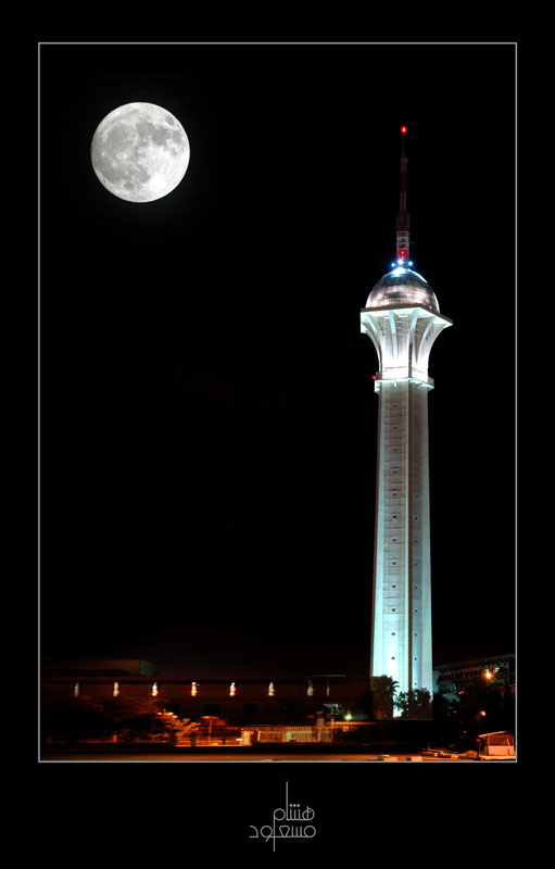 Jeddah TV Tower