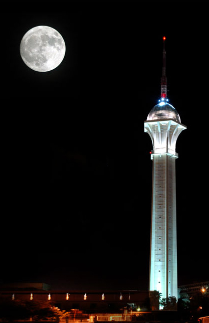 Jeddah TV Tower in Jeddah - Saudi Arabia