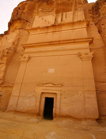 Madain Saleh, Saudi Arabia Pictures