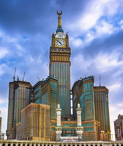 makkah royal clock tower 6 Makkah Royal Clock Tower