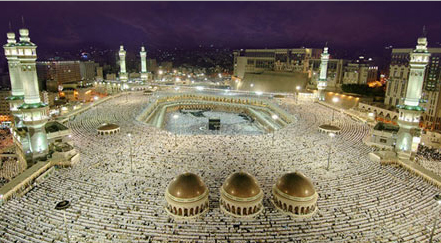 masjid al haram saudi arabia Top 10 Most Beautiful Mosques In The World