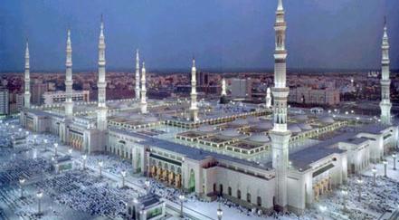 Masjid Nabavi - Saudi Arabia