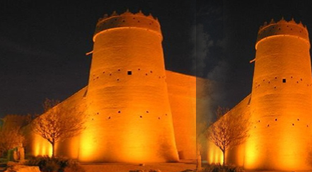 Masmak fort, Riyadh in Saudi Arabia