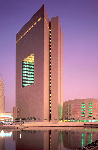 National Commercial Bank in Jeddah - Saudi Arabia